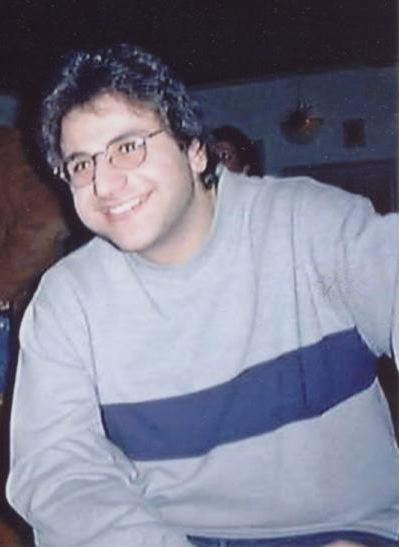 Sacha before